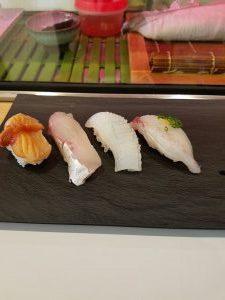 おの庄の上寿司