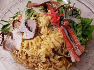 スイフンガ冷麺