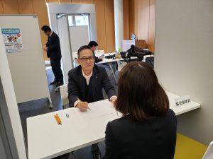 飯塚市役所1階ホールで不動産無料相談会