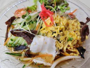 夏の定番、スイフンガの冷麺だよ😅